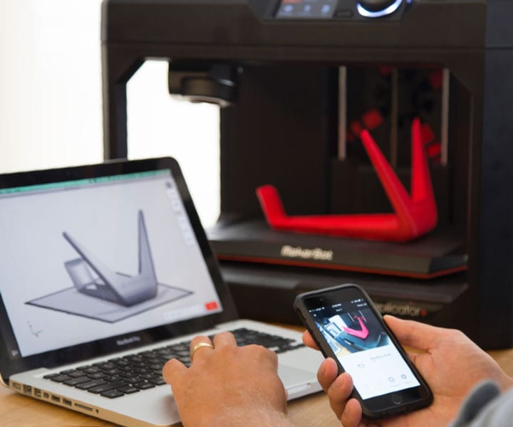 MakerBot-Connect