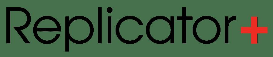 Replicator+ Logo
