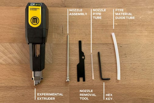 what-labs-extruder-comes-with