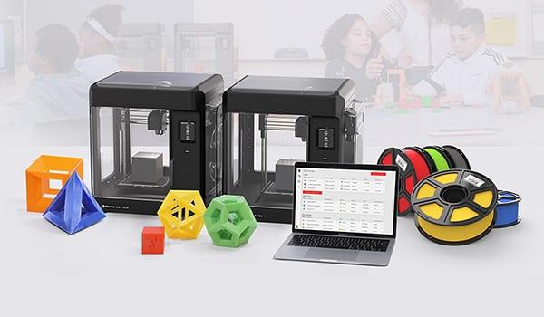 Image of MakerBot Sketch 3d printer bundle
