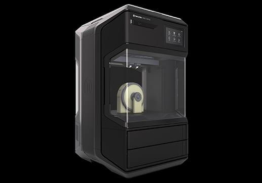 Image of MakerBot METHOD with cog print sample